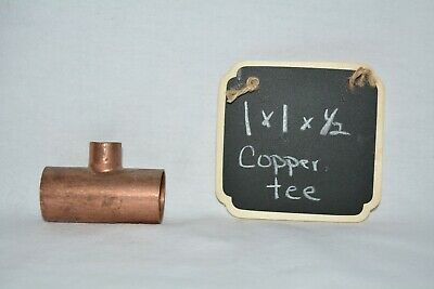 1x1x12 Copper Tee 14 Available