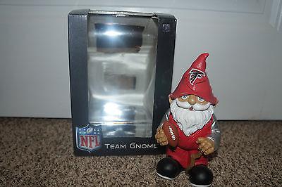 ATLANTA FALCONS NFL Football Garden House Decor Troll NFL Team Gnome NEW IN BOX