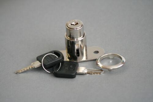 16 pcs Push plunger locks for sliding doors chrome  N506-12-110 keyed the same
