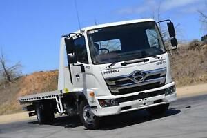 Hino FD 1124-500 Series FD 1124 AT LEAF 5540 Tilt tray (308808) Regency Park Port Adelaide Area Preview
