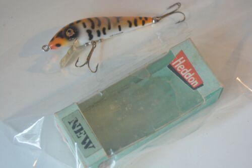 Vintage Heddon Tiger 1020 TG