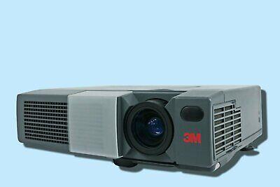 3M MP8749 - LCD Portable Projector 2100 Lumens HD 1080i w/Accessories TeKswamp