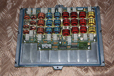 Harris RF-5833H-PA001 150 Watt Amplifier  bandpass filters unit for sale  Shipping to United States