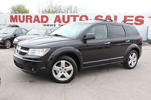 2009 Dodge Journey R/T !! leather !!