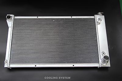 NEW 3 ROWTRI CORES 1967 1972 Chevy Pickup Truck ALL Aluminum Radiator