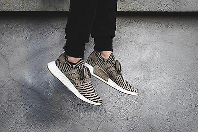 Adidas NMD R2 Pk Trace Cargo/Olive Size 7 BA7198 IN HAND