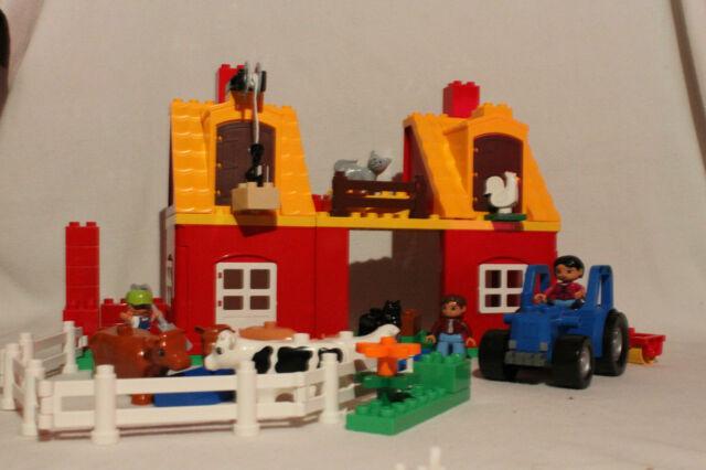 ☆Großer Bauernhof ☆ Lego Duplo 4665 - wie neu OVP