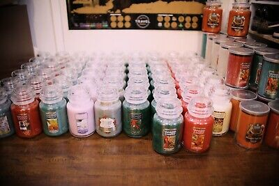YANKEE CANDLE Large Jar, Large 2-Wick Tumbler Candle. Variety of scent, FREESHIP Large 2 Wick