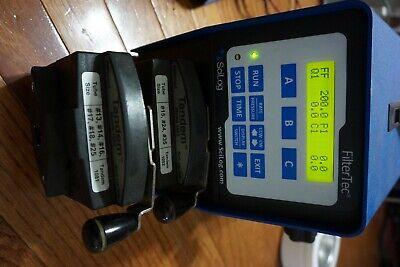 Scilog Peristaltic Pump Filtertec Easy Load Head Tandem 1081 1082 Cp-200