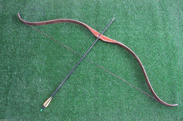 30LB High-class Handmade Laminated Tartar Recurve bow Attila Bow Archery Hunting
