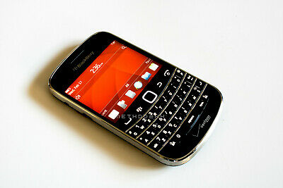 BlackBerry Bold 9930 Verizon RIM Touch Cell Phone *Great Condition!* *Used* Verizon Blackberry Bold