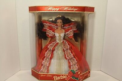 Barbie Happy Holidays Special Edition 17832
