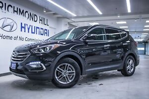 2017 Hyundai Santa Fe Sport AWD LUXURY PACKAGE LOW MILEAGE!