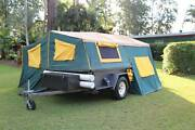 Offroad family camper trailer Gulmarrad Clarence Valley Preview