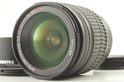 [N Mint] Pentax SMC Zoom DA 17-70mm F 4.0 AL IF SDM Camera Lens From Japan a80