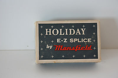 Holiday E-Z Splice  By Mansfield  Boxed