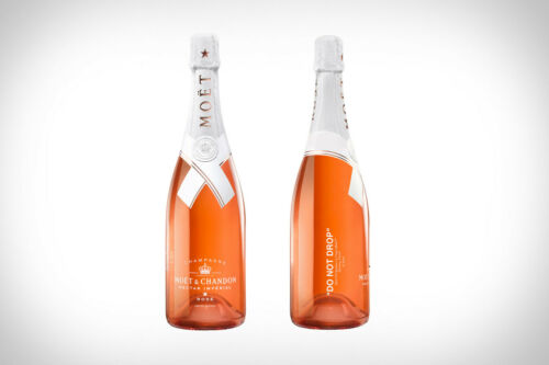"""Moet & Chandon X Off White """"DO NOT DROP"""" X Virgil Abloh - Limited Edition"""
