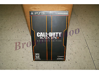 Call of Duty Black Ops II 2 Hardened Copy PS3 NEW