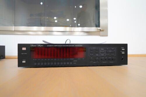 ADC SS-525X Sound Shaper Automatic Computerized Equalizer/Analyzer