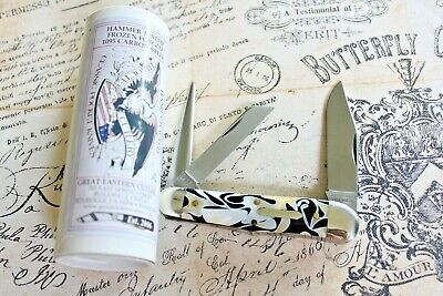 Great Eastern Cutlery Tidioute USA 291319 Grits Butter Molasses Stock Whittler