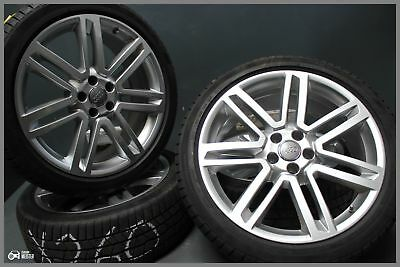 "Original Audi RS6 S6 4G Alloy Wheels 20 "" RDKS Nexen New Winter 245 40 R20 for sale  Shipping to Ireland"