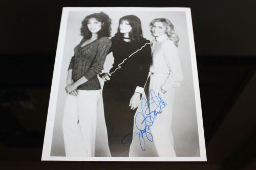 JACLYN SMITH ORIGINAL HAND SIGNED AUTOGRAPH #277 PHOTO PHOTOGRAPH
