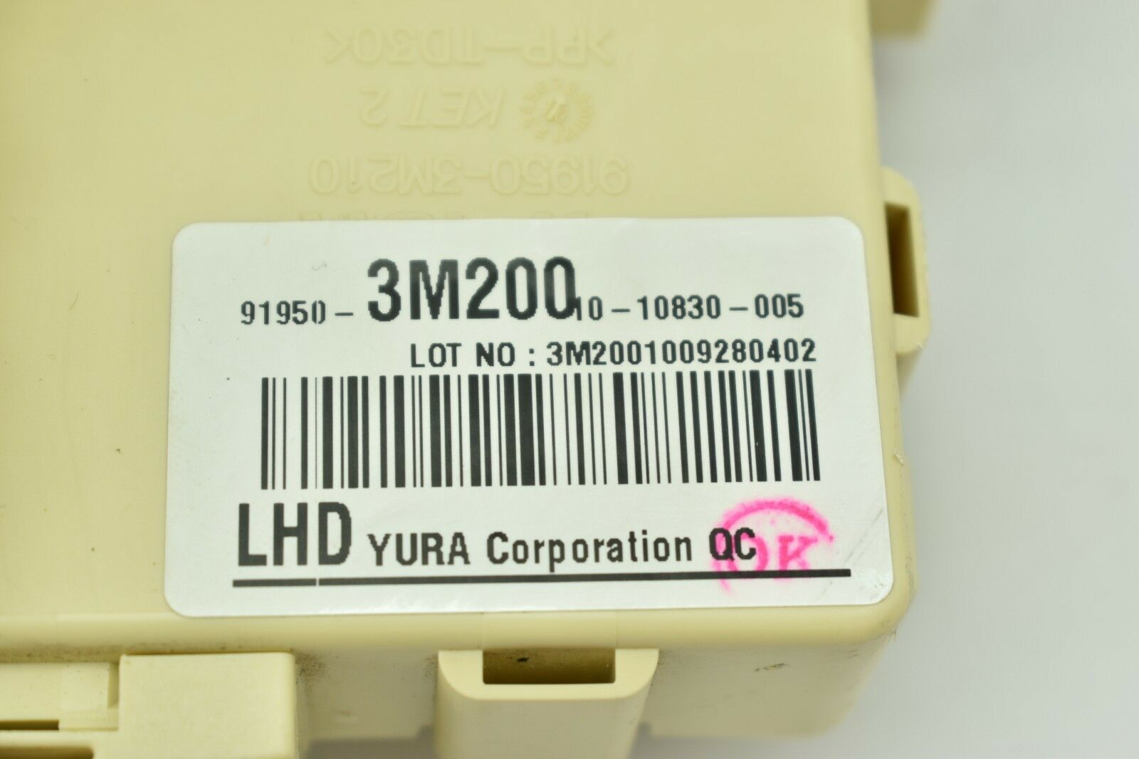 Used Hyundai Computers And Cruise Control Parts For Sale Page 90 2011 Genesis Coupe Fuse Box 2009 Sedan 46l Front Left Driver Side Dash Relay Oem