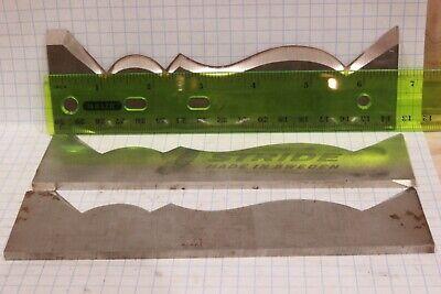 Molding Knives Large Crown Mold. Planer Moulder