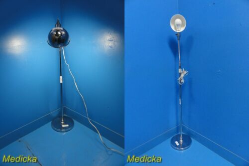 Generic Medical Surgical Examination Light W/ Stand *NEW BULB* ~ 21062
