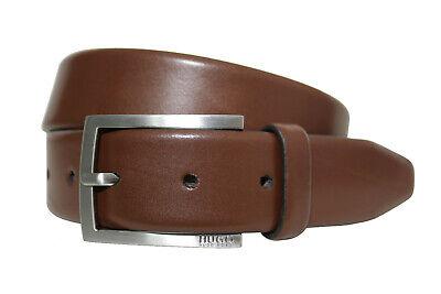 Hugo De HUGO BOSS Cinturón de Hombre C-BARNEY-L Talla 105 Nuevo