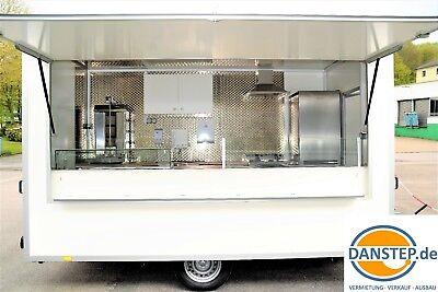 Imbissanhänger/ Imbisswagen: Modell