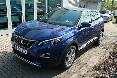 PEUGEOT 3008 Allure GT Line 130 PS HDi