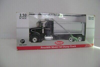 1/50 first Gear  #50-3181 Peterbilt model 367 Dump Truck