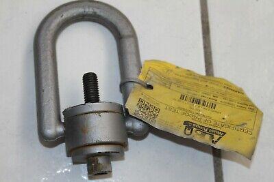 WLL ADB Hoist Rings 33314 Heavy Duty Hoist Ring 3//8-16 Thread 75 pcs 1000 lb