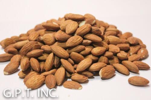 California Raw Whole Almonds 0.5 - 20 LB FREE SHIPPING