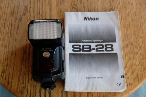 Nikon SB-28 Flash