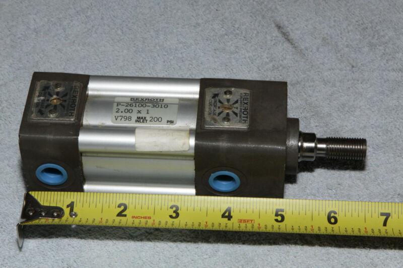 Rexroth Pneumatic Cylinder P-26101-3010