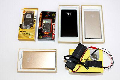 WIFI Spy Camera Recorder REAL WiFi 1080P Hidden Camera 30 Frame Video & -