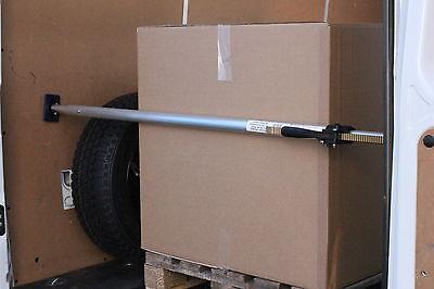 2x Alu Klemmbalken mit Gummifüßen Klemmbalken für Transporter 1,68 - 2,05 m