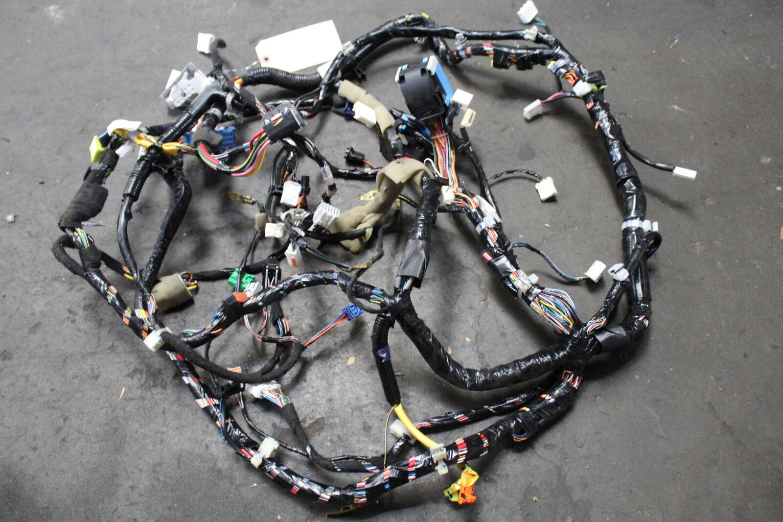 Used Mazda Ignition Wires For Sale Mazdaspeed Wiring Harness 2007 Speed 3 Dash Board C752