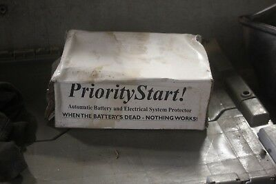 Priority Start Automatic Battery & Electrical System Protector Pro-Series BLI079