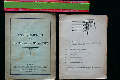Surgical Instrument Catalogues - Per Oral Endoscopy & Genito Urinary Surgery