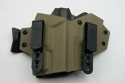 T.Rex Arms Glock 19/23/32 APL-C Sidecar (2nd) Appendix Rig Kydex Holster