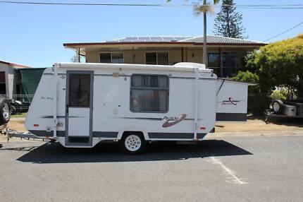 Avan Ray 14 Pop Top Caravan Durack Brisbane South West Preview