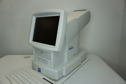 Zeiss Matrix 715 Visual Field Analyzer FDT - Ophthalmic