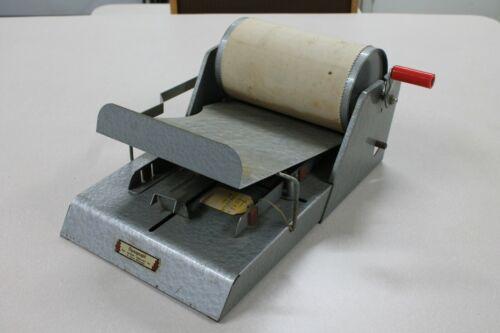 Vintage Dynagraph Dansen mimeograph duplicator manual copier