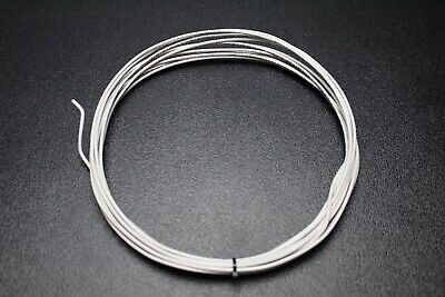 14 Gauge Thhn Wire Solid White 50 Ft Thwn 600v 90c Building Machine Cable Awg