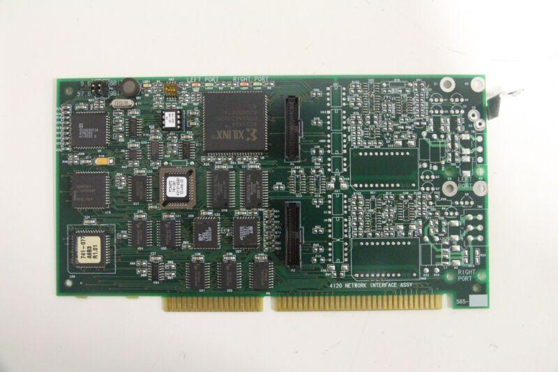 Simplex 565-692 4120 Network Interface Card 565-695