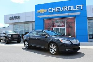 2011 Buick LaCrosse CXL LOW MILEAGE, CLEAN INTERIOR