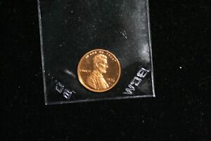 1976 S PROOF LINCOLN MEMORIAL CENT PENNY